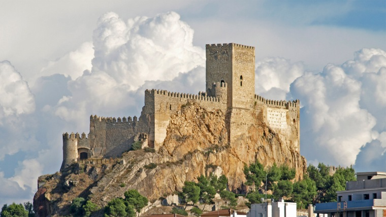 castillo de Almansa