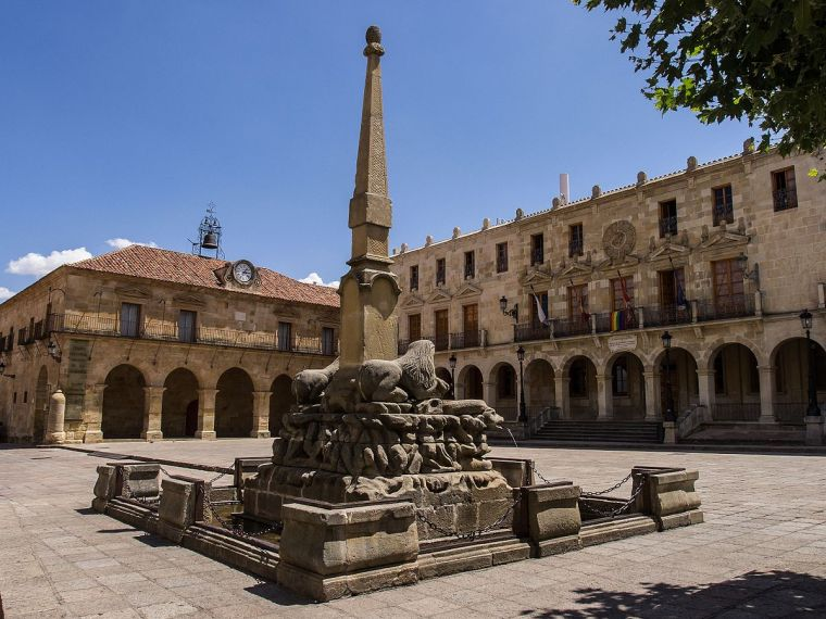 10. PLAZA MAYOR DE SORIA