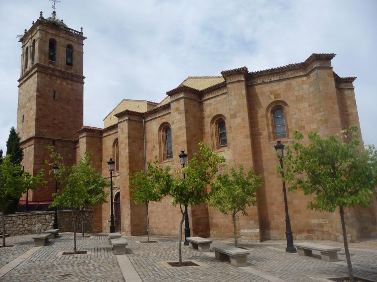4. CONCATEDRAL DE SAN PEDRO (SORIA)
