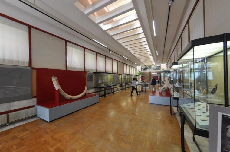 5. MUSEO NUMANTINO (SORIA) INTERIOR