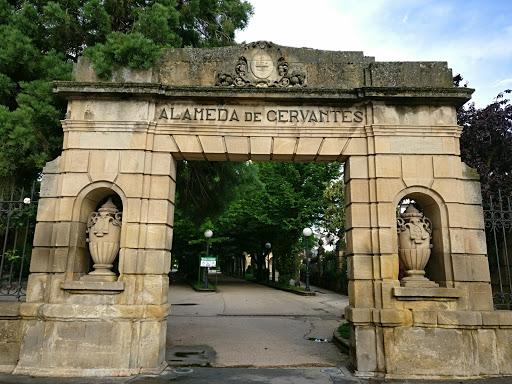 7. ALAMEDA DE CERVANTES (SORIA)