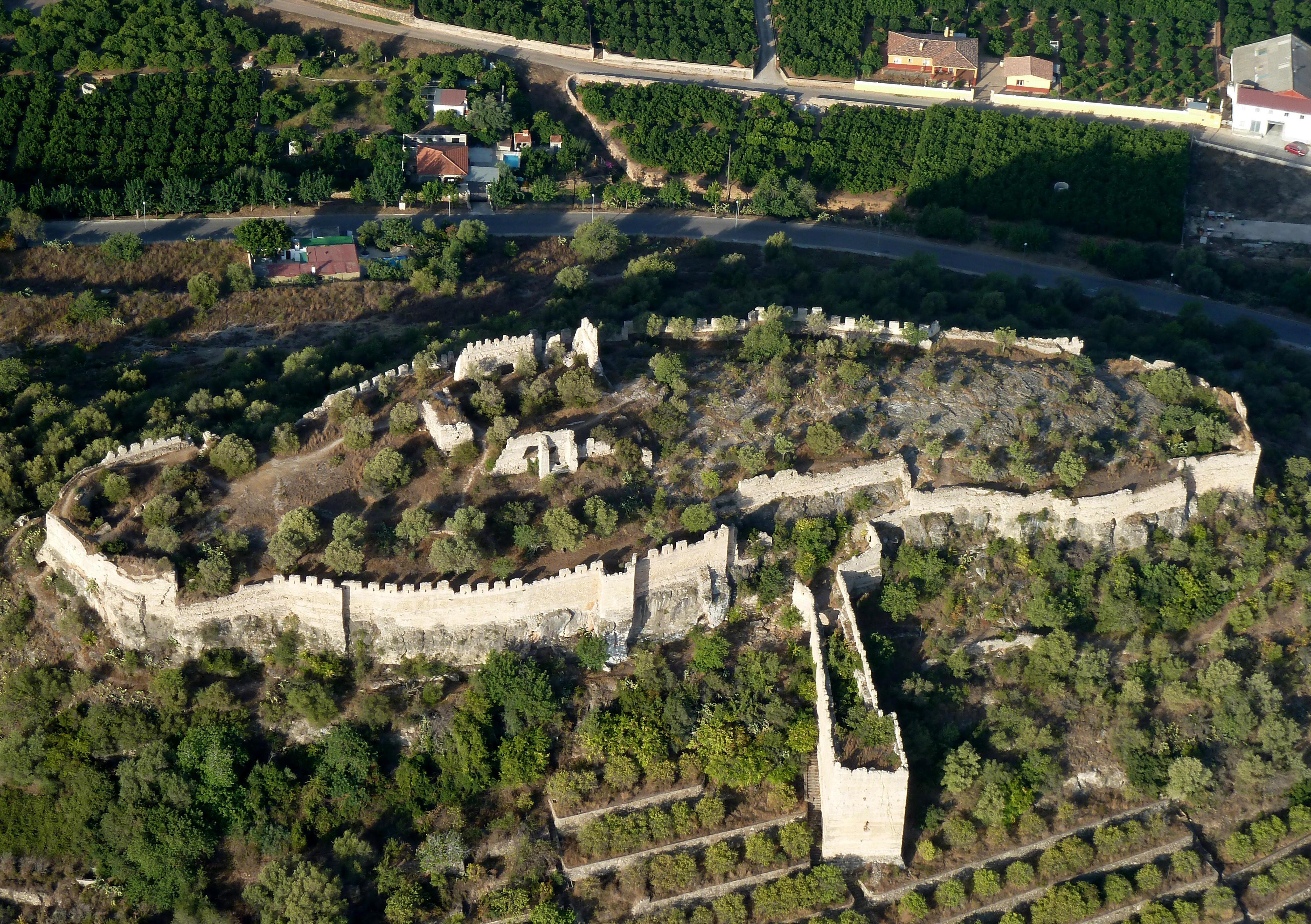 CASTILLO DE CORBERA (VALENCIA)