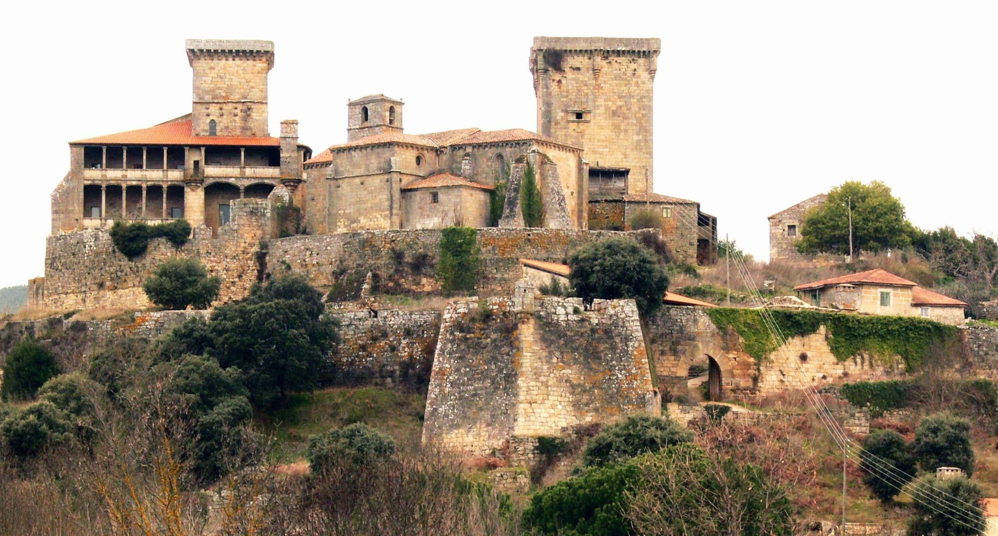CASTILLO DE MONTERREY (OURENSE)