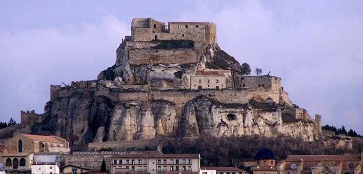 CASTILLO DE MORELLA (CASTELLÓN)