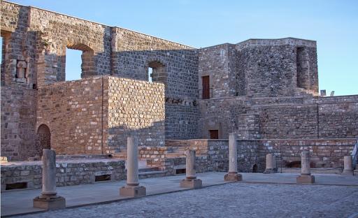CASTILLO DE SABIOTE (JAÉN)
