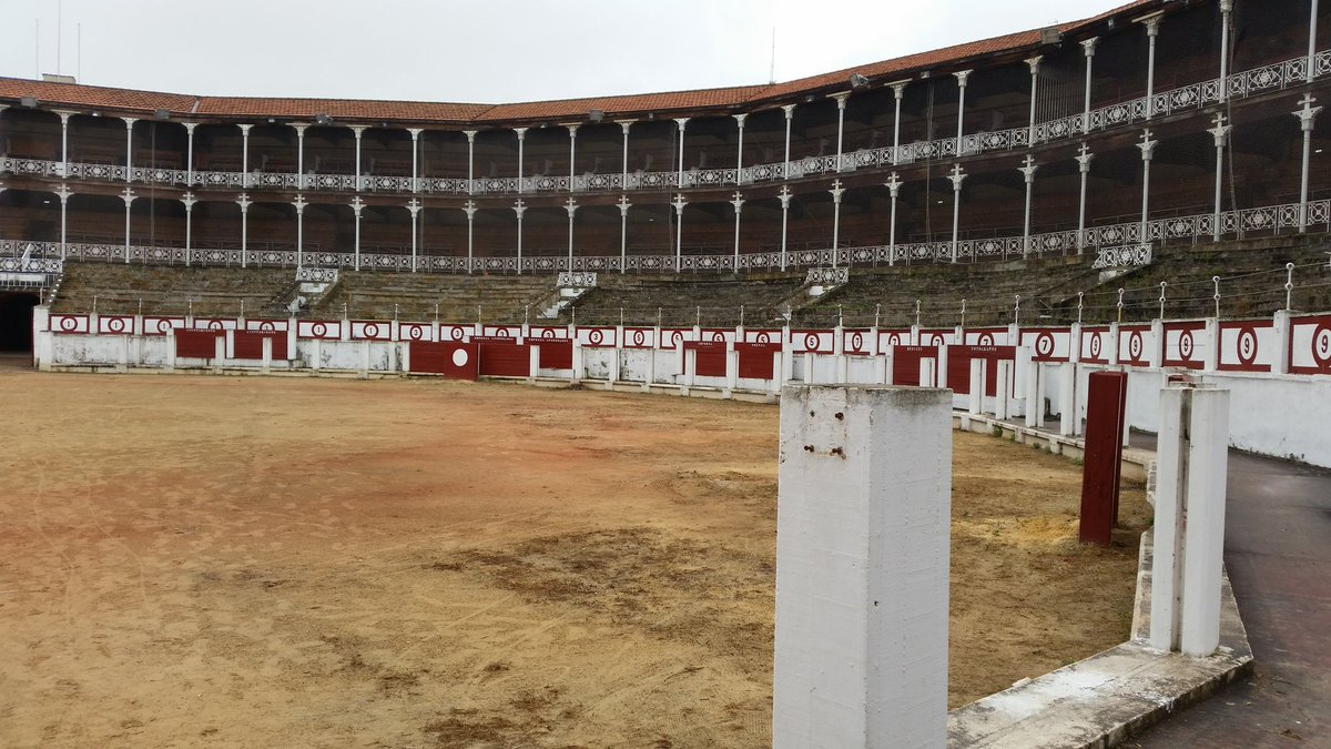 PLAZA DE TOROS DE EL BIBIO (GIJÓN) INTERIOR