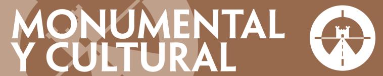 MONUMENTAL Y CULTURAL