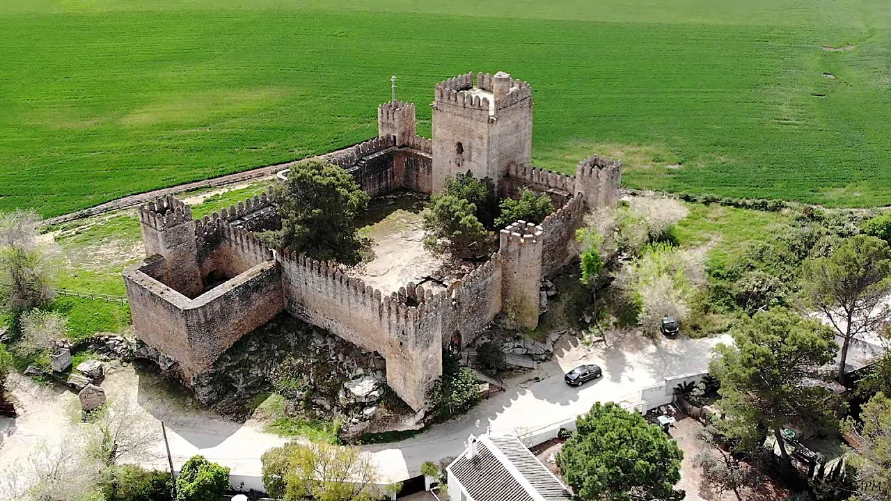 CASTILLO DE LAS AGUZADERAS (SEVILLA)