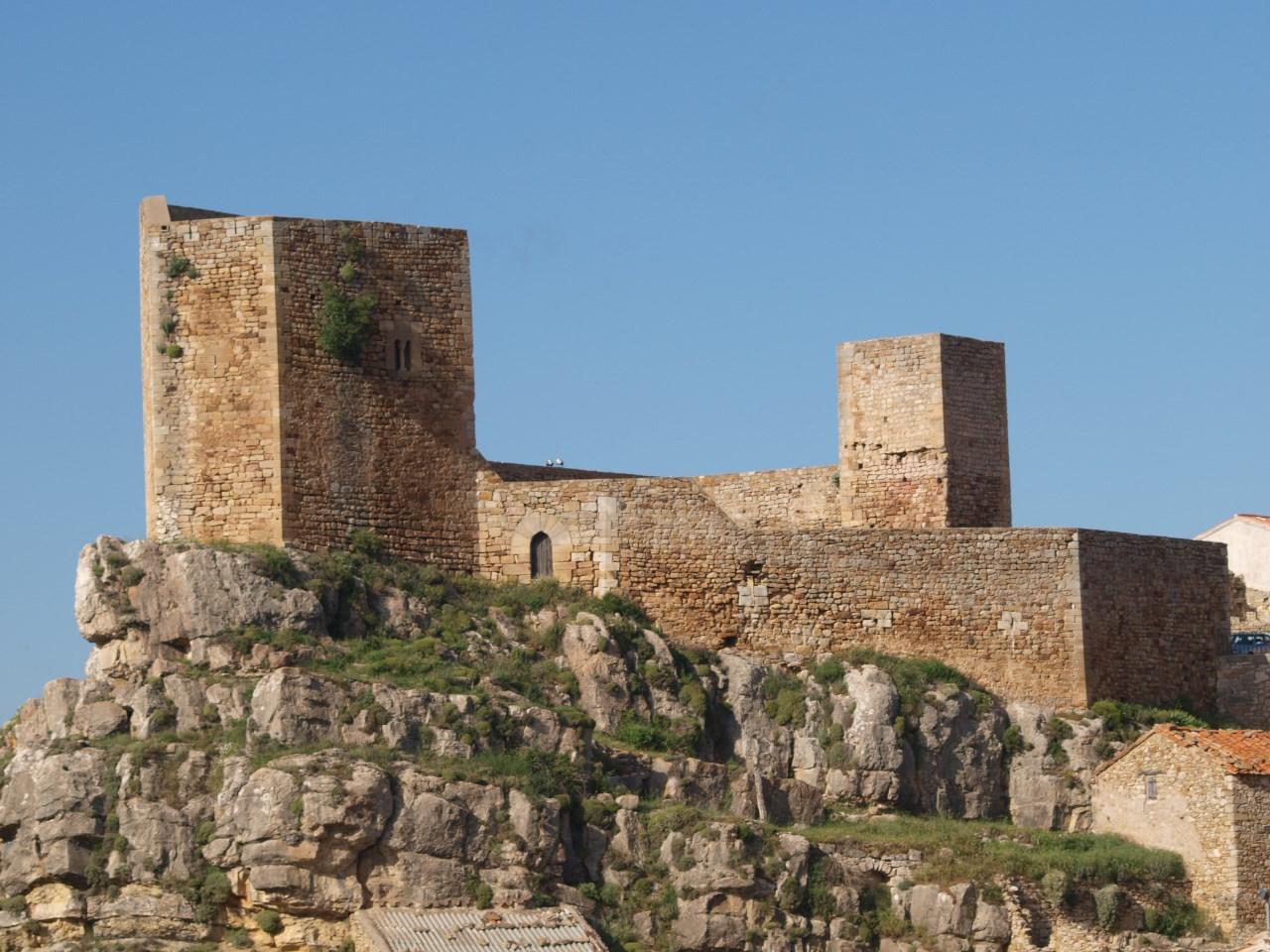 CASTILLO DE PUERTOMINGALVO (TERUEL)