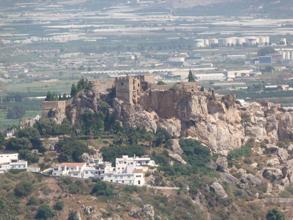 CASTILLO DE SALOBREÑA (GRANADA)