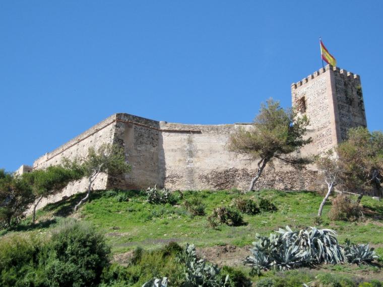 CASTILLO DE SOHAIL (MÁLAGA)