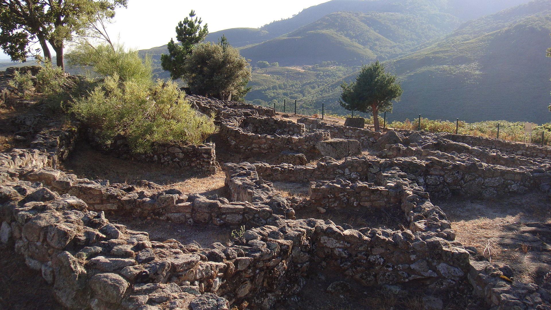 CASTRO DE EL RASO (MADRIGAL DE LA VERA, ÁVILA)