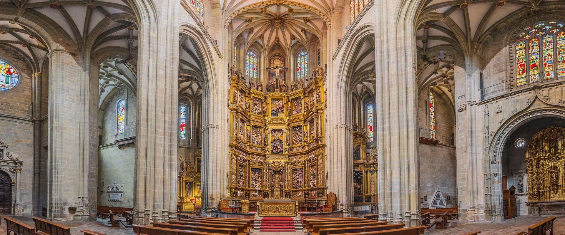 CATEDRAL DE ASTORGA INTERIOR