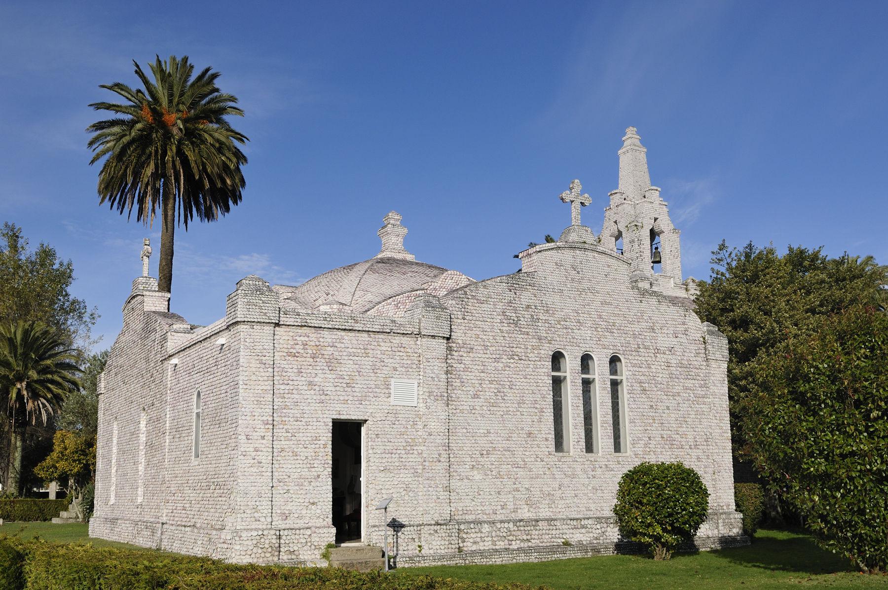 Iglesia de La Toja