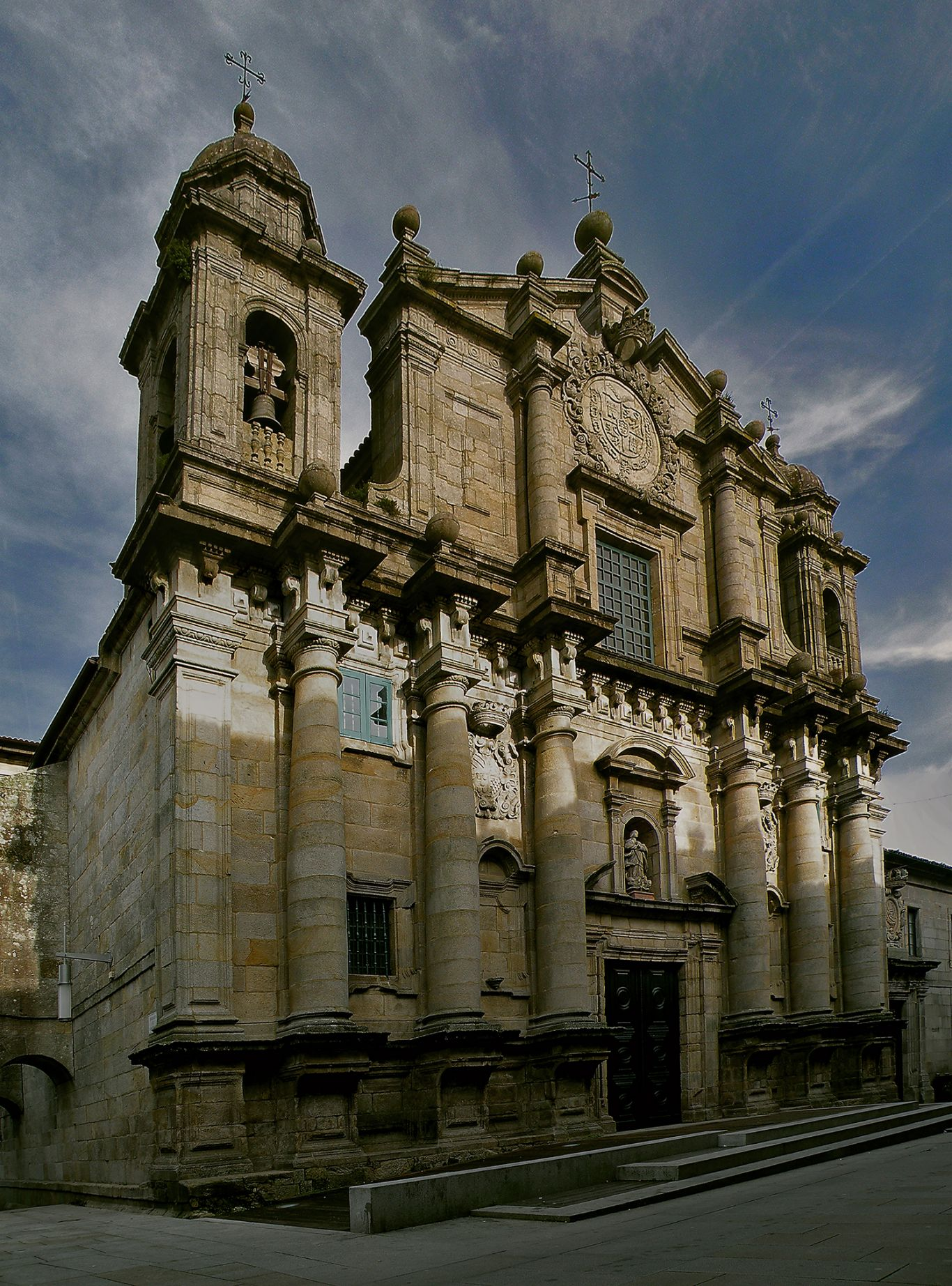 IGLESIA DE SAN BARTOLOMÉ (PONTEVEDRA)