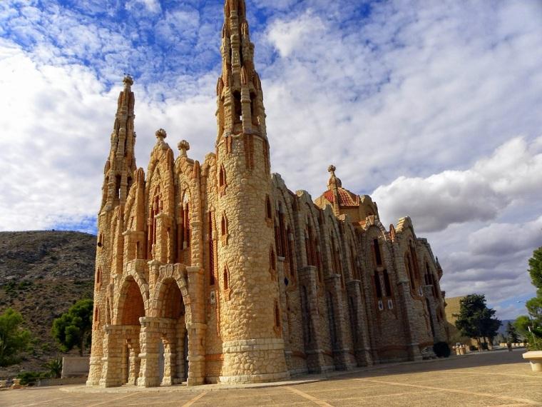 Novelda - Klosteret Santa María Magdalena