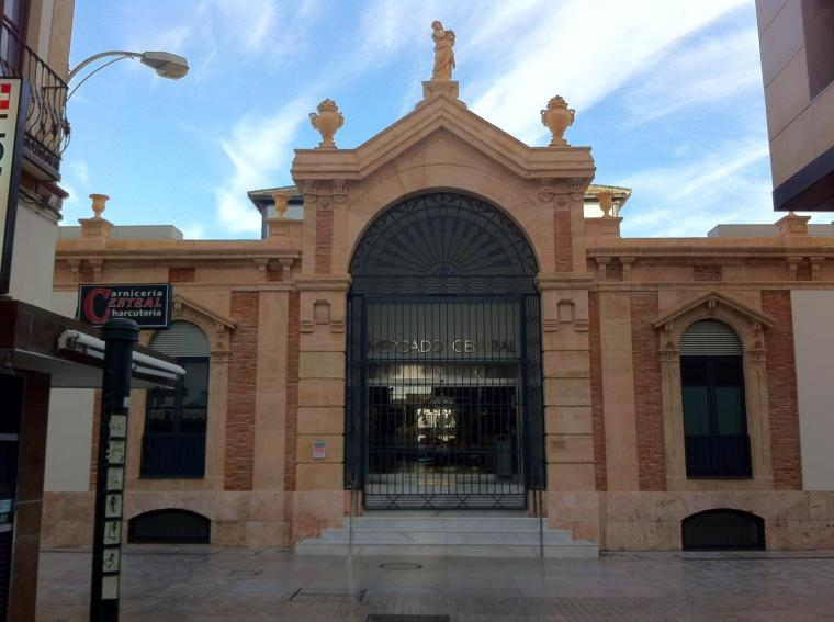 MERCADO CENTRAL (ALMERÍA)