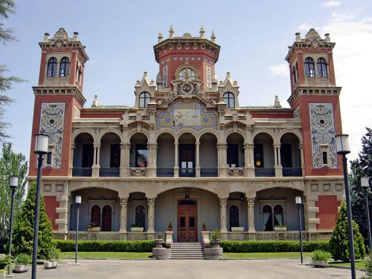 PALACIO DE LARRINAGA (ZARAGOZA)