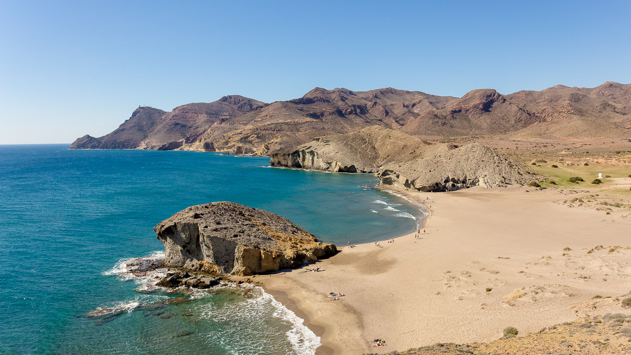 PLAYA DE MONSUL (ALMERIA)