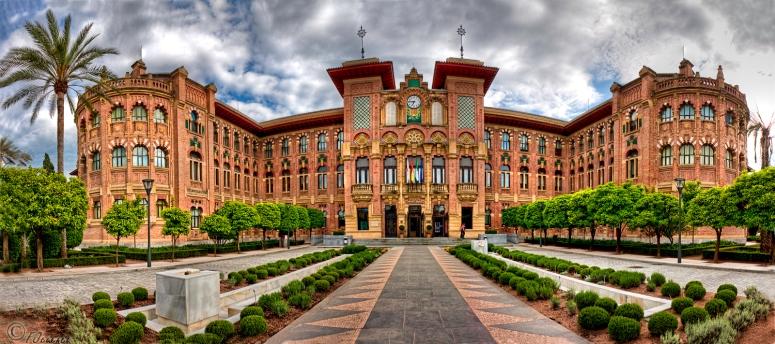 Antigua Facultad de Veterinaria