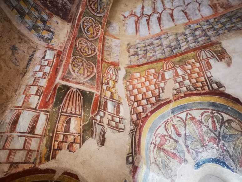 ERMITA DE SAN BAUDELIO DE BERLANGA (SORIA) Capilla sixtina del arte mozárabe