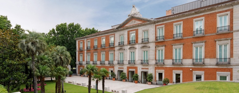 MUSEO THYSSEN-BORNEMISZA (MADRID)