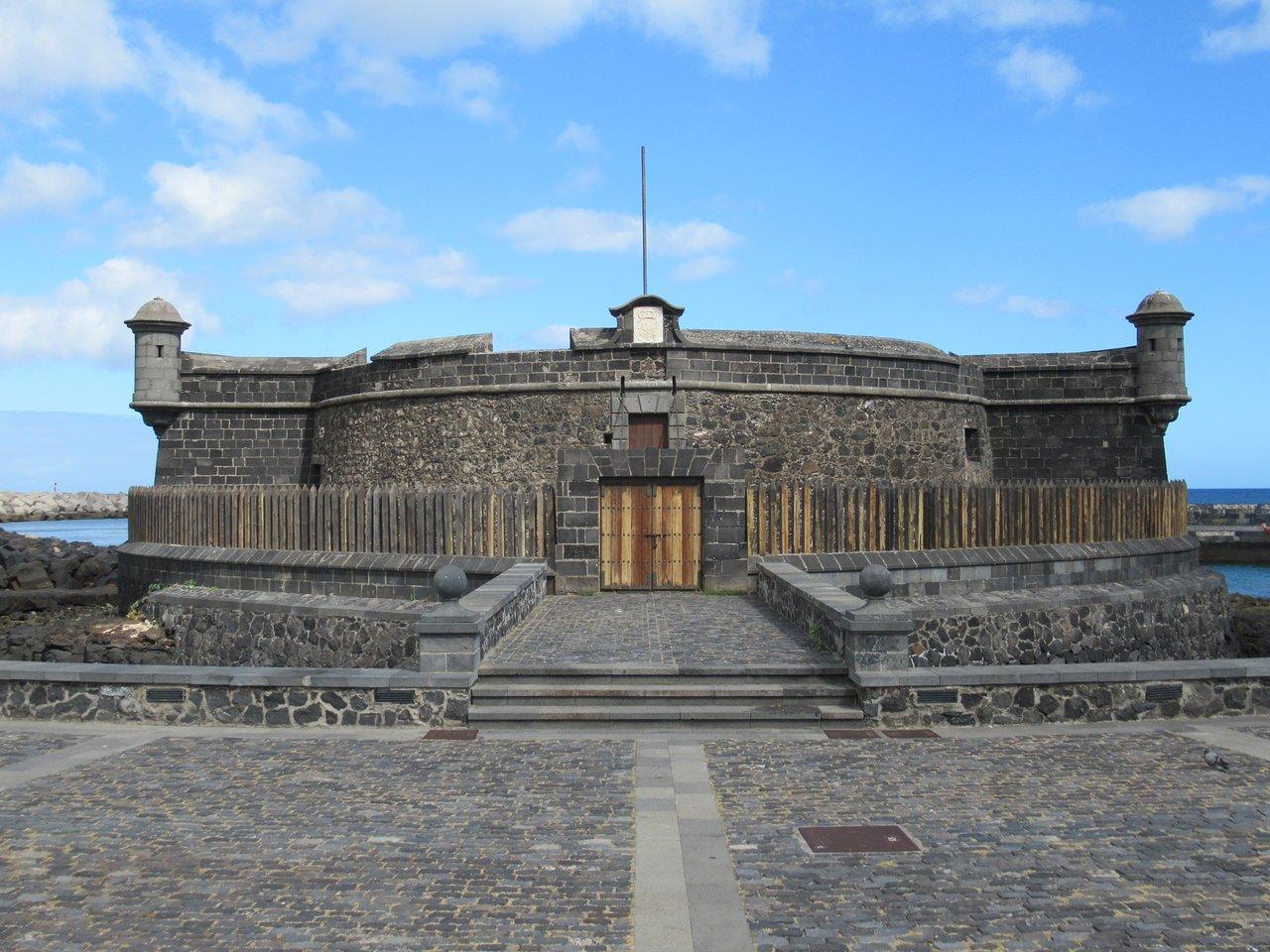 CASTILLO DE SAN JUAN (SANTA CRUZ DE TENERIFE)