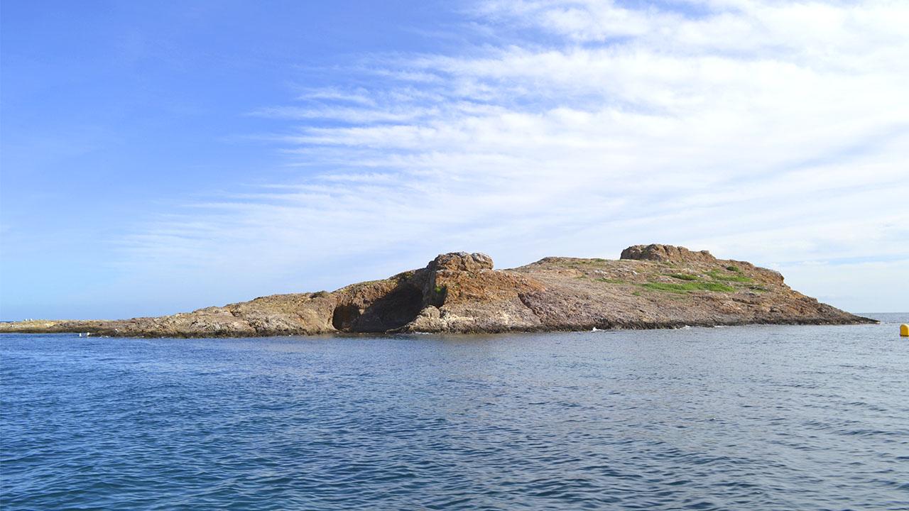ISLA DE SAN ANDRÉS (ALMERÍA)