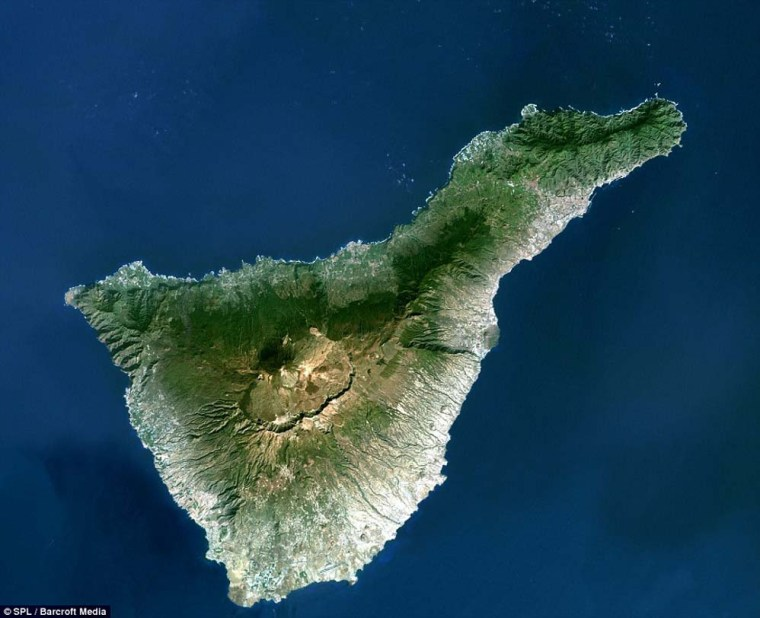 ISLA DE TENERIFE (GRAN CANARIA)
