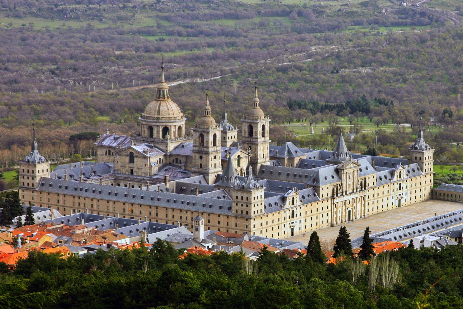 MONASTERIO DE EL ESCORIAL 2 (MADRID)