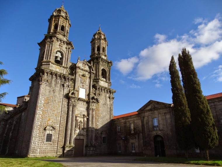 MONASTERIO DE SANTA MARÍA DE SOBRADO (LA CORUÑA)