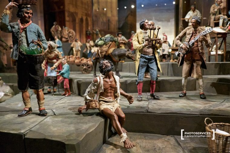 10. MUSEO NACIONAL DE ESCULTURA (VALLADOLID) INTERIOR