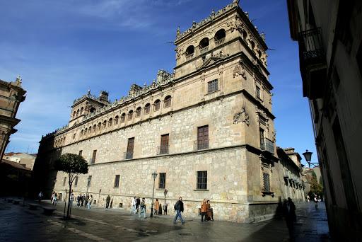 10. PALACIO DE MONTERREY (SALAMANCA)