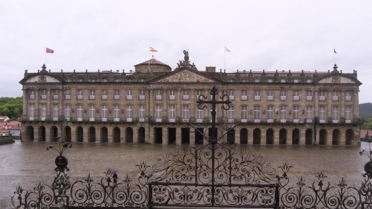 10. PALACIO DE RAJOY (SANTIAGO DE COMPOSTELA)