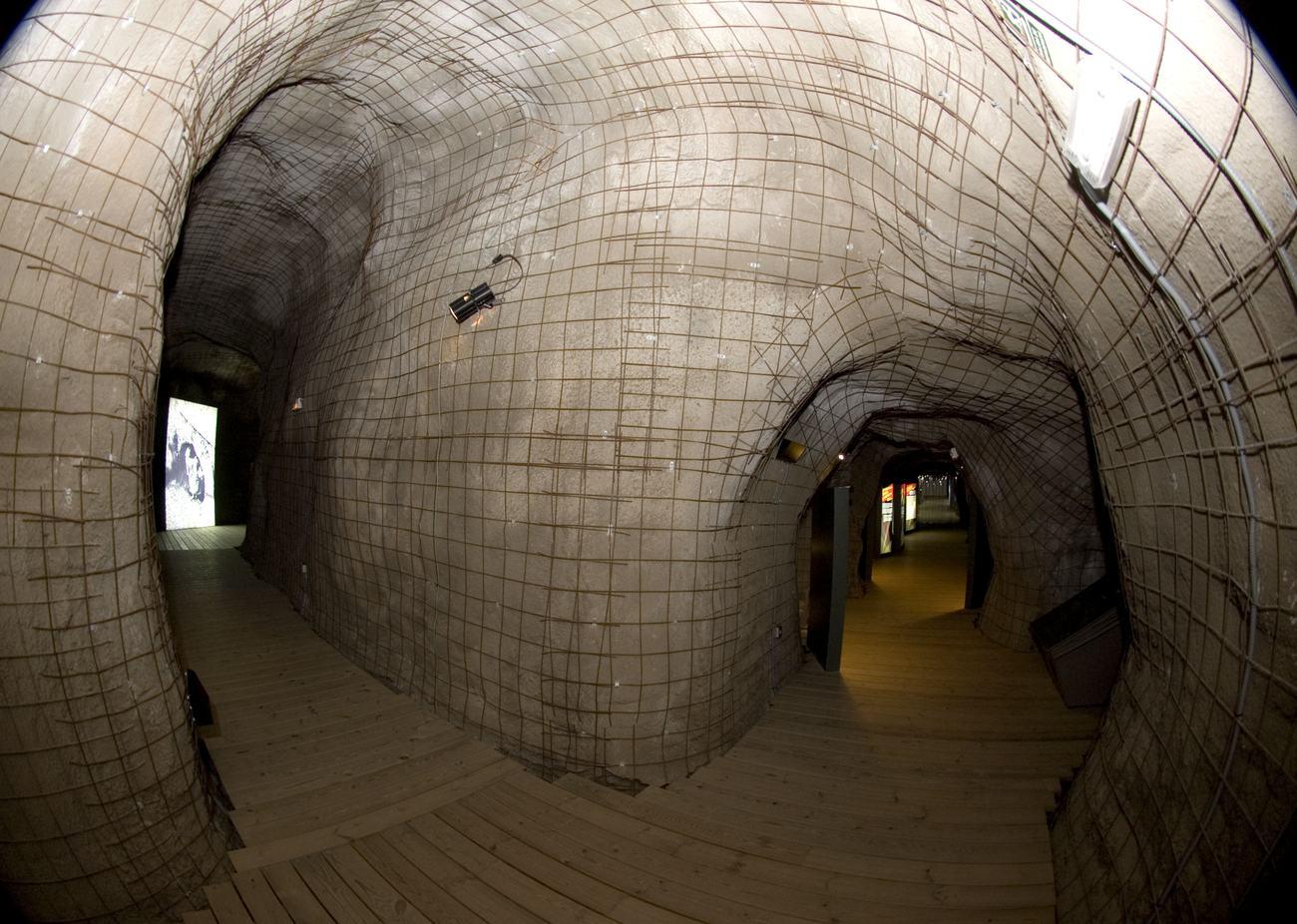 12. REFUGIO-MUSEO DE LA GUERRA CIVIL (CARTAGENA)