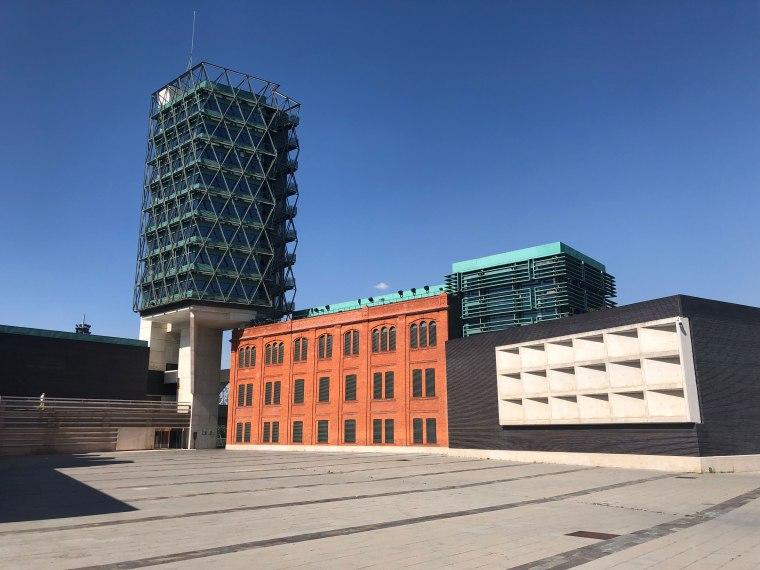 13. MUSEO DE LA CIENCIA (VALLADOLID)