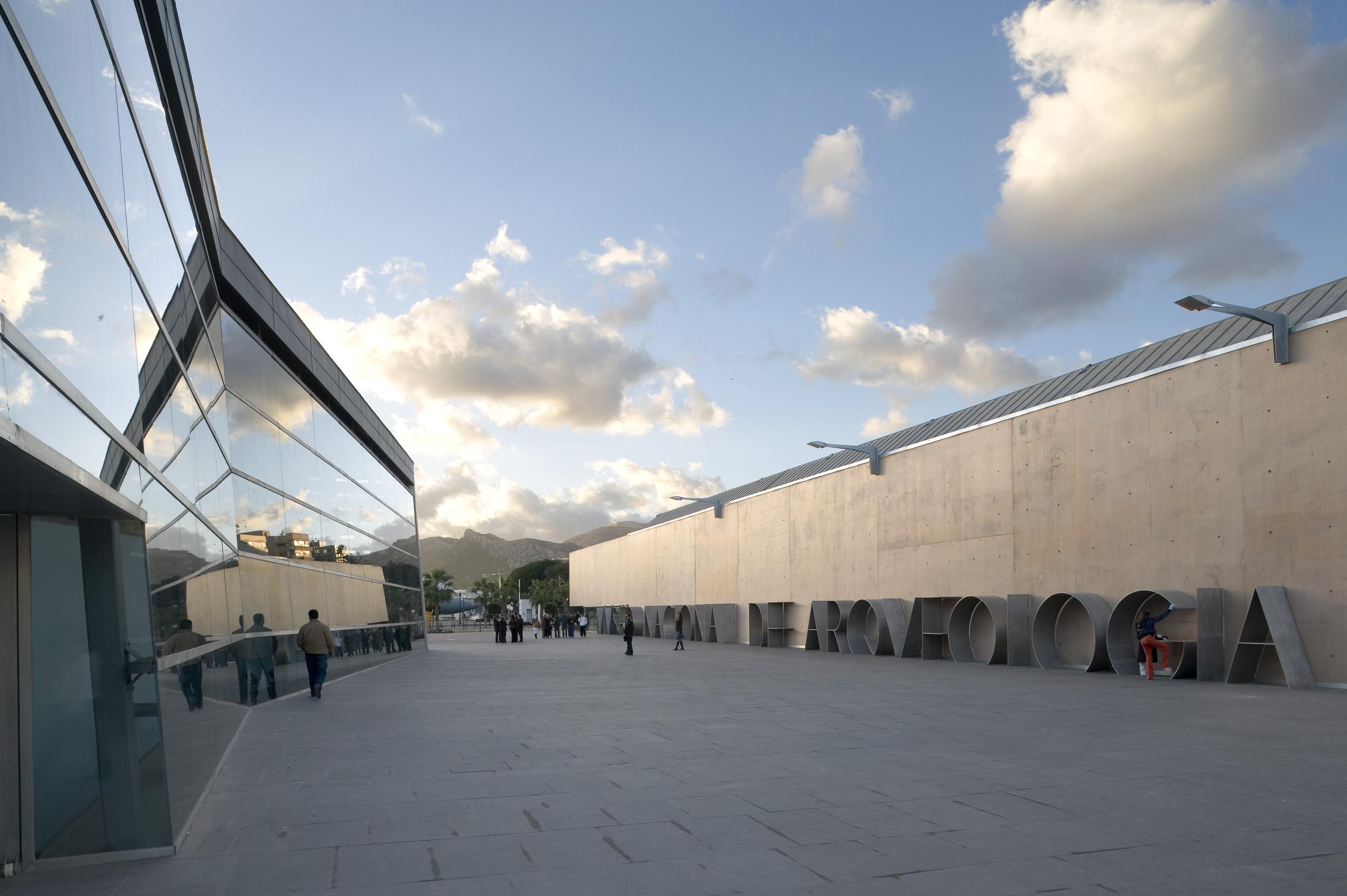 13. MUSEO NACIONAL DE ARQUEOLOGÍA SUBACUÁTICA (CARTAGENA)