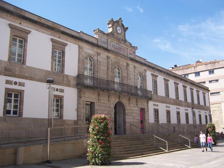 14. MUSEO DE ARTE CONTEMPORÁNEO DE VIGO