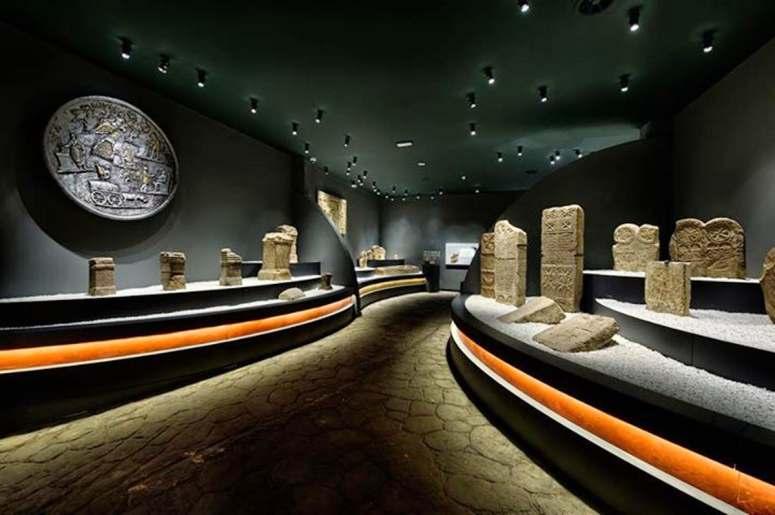 14. MUSEO DE PREHISTORIA Y ARQUEOLOGÍA DE CANTABRIA (SANTANDER) 2