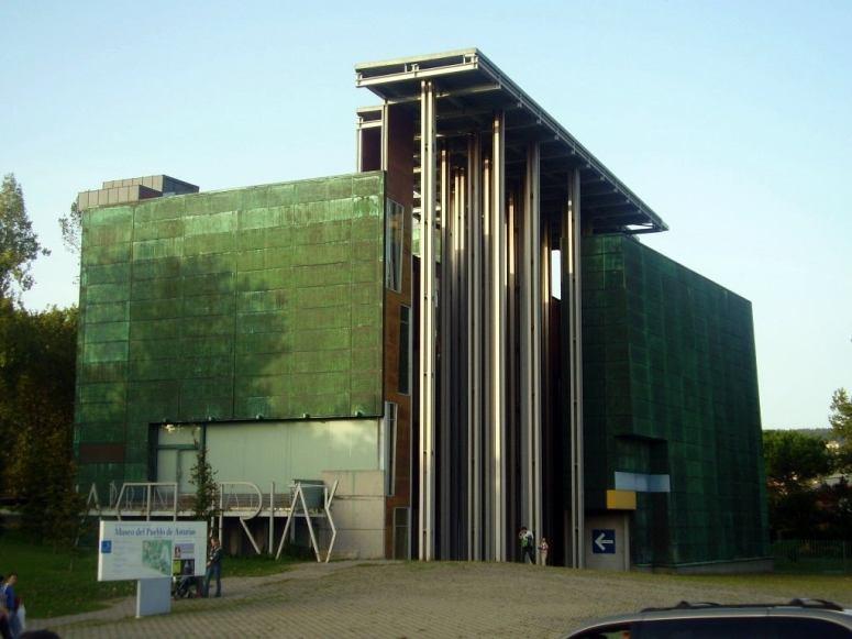 15. MUSEO DEL PUEBLO DE ASTURIAS (GIJÓN)