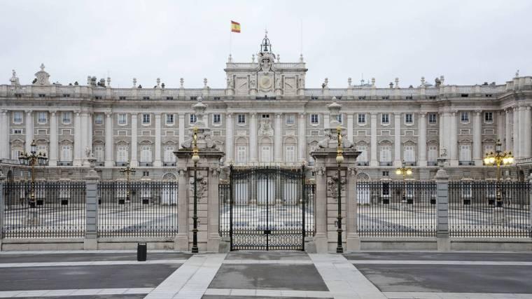 2. PALACIO REAL DE MADRID