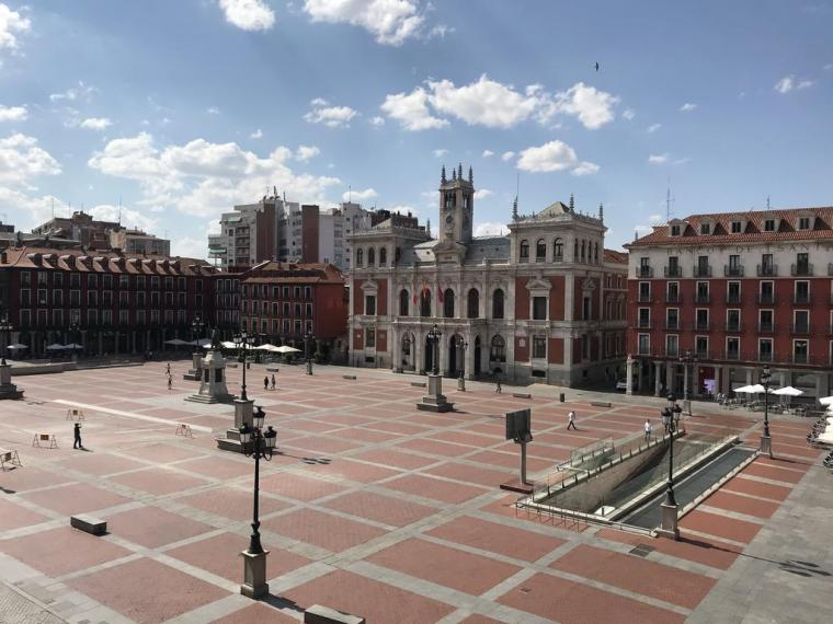 2. PLAZA MAYOR DE VALLADOLID 2