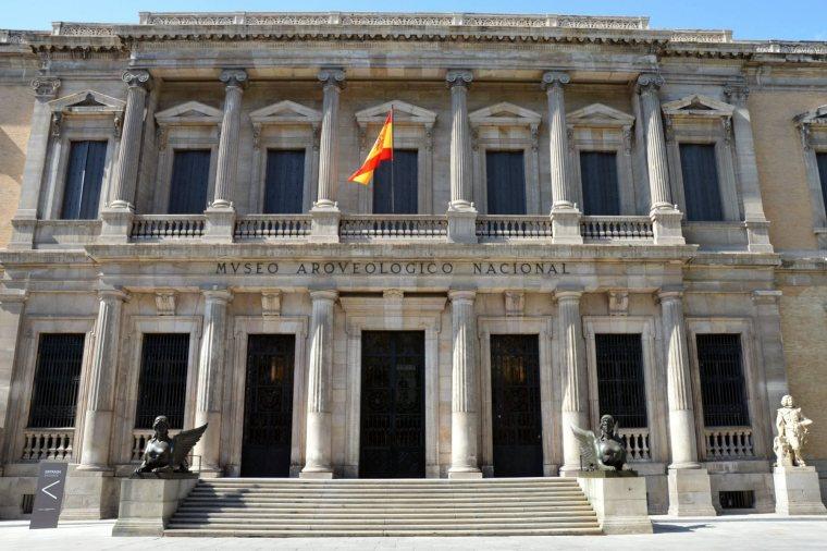 21. MUSEO ARQUEOLÓGICO NACIONAL (MADRID)