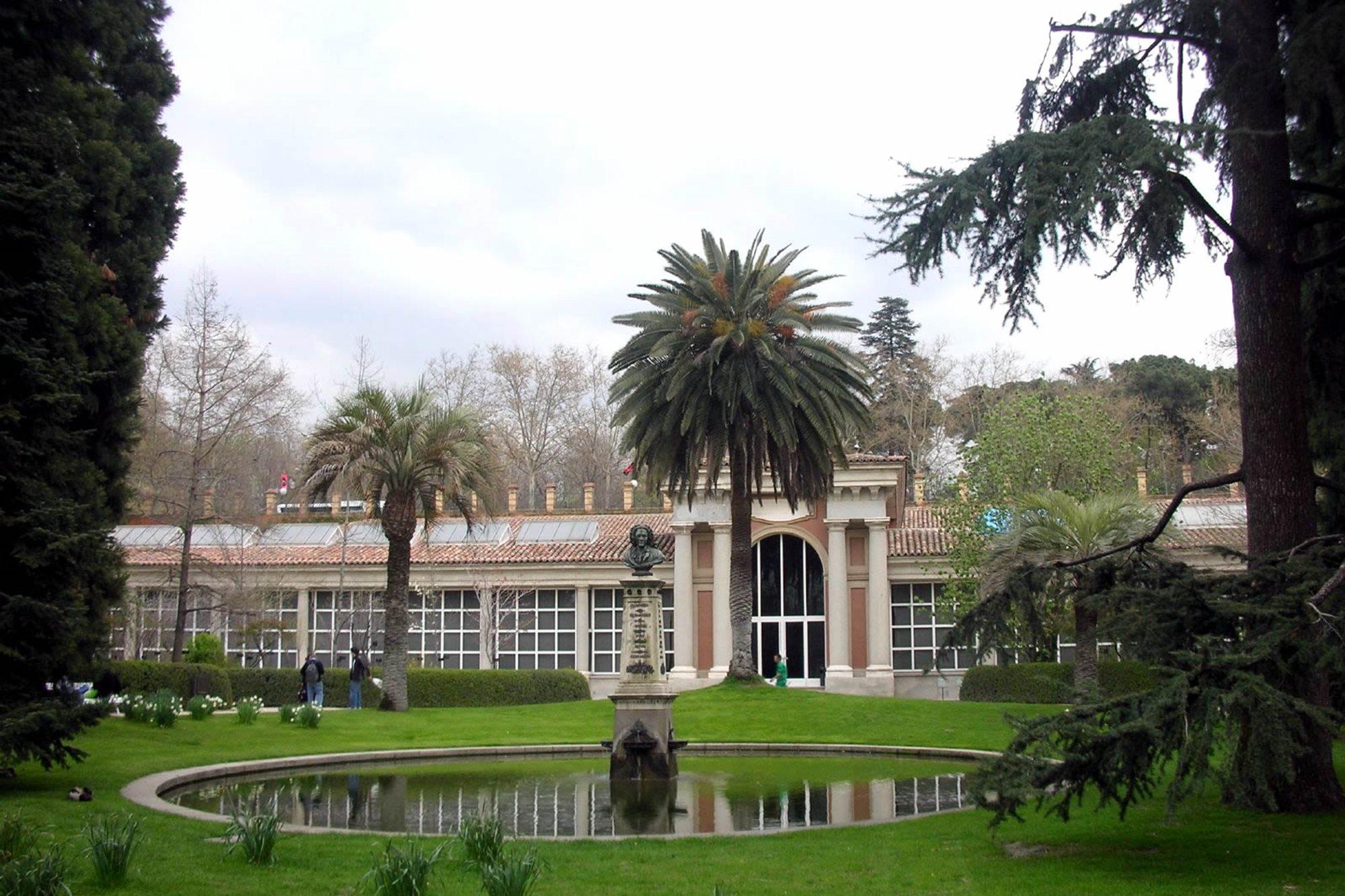 22. REAL JARDÍN BOTÁNICO (MADRID)