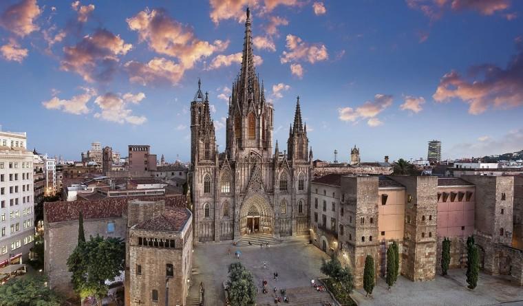 3. CATEDRAL DE BARCELONA