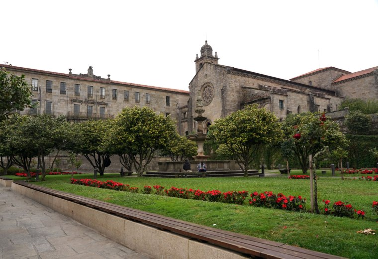 3. PLAZA DE LA FERRERÍA (PONTEVEDRA)