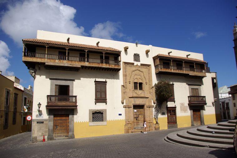 4. CASA DE COLÓN (LAS PALMAS)