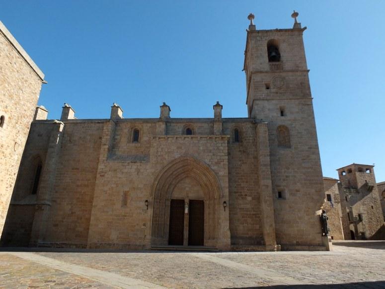 4. CONCATEDRAL DE SANTA MARÍA (CÁCERES)