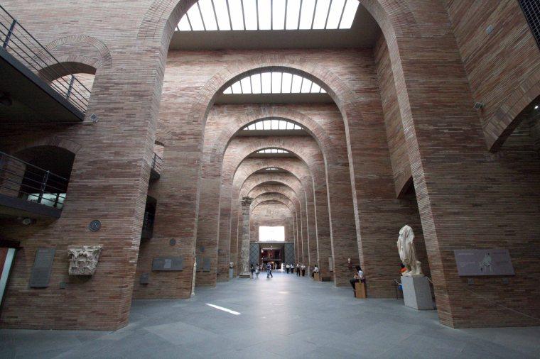 4. MUSEO NACIONAL DE ARTE ROMANO DE MÉRIDA