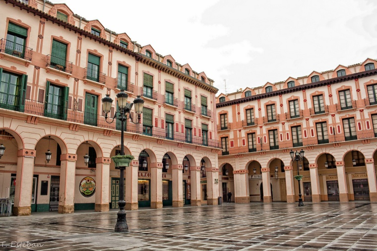 4. PLAZA MAYOR DE HUESCA
